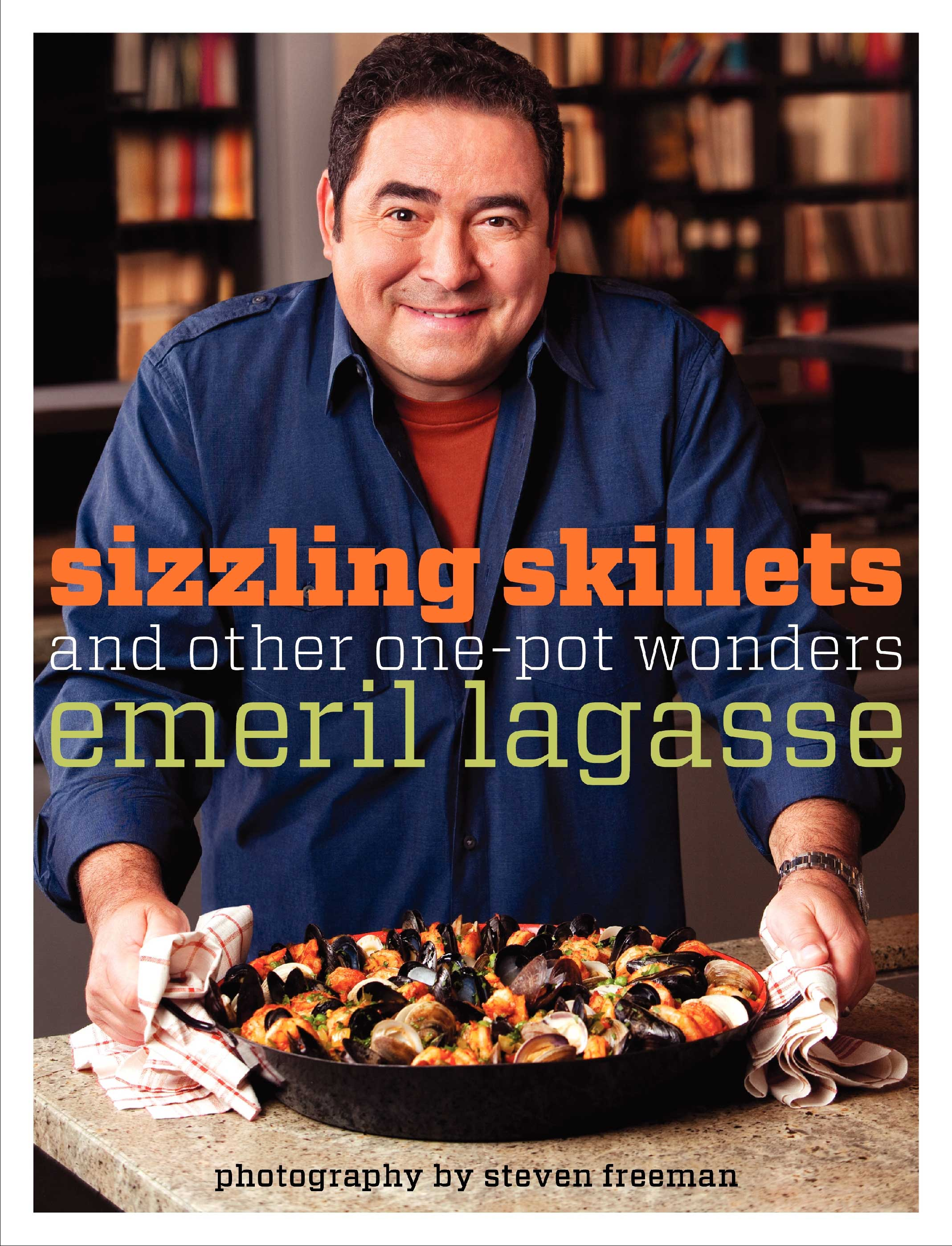 SizzlingSkillets & other One-Pot Wonders jacket cover Hi-Res