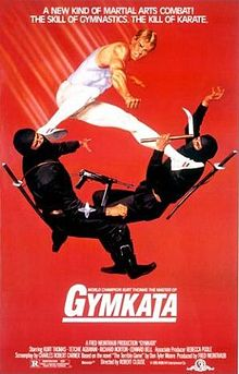 GymKata karate and gymnastics hybrid